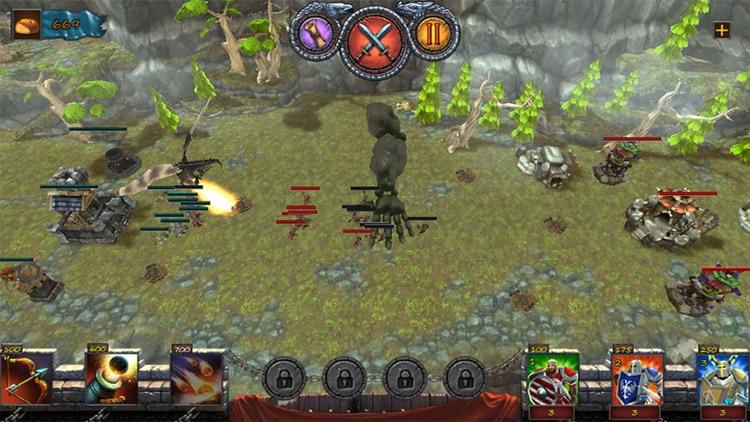 Battlemist: Clash of Towers
