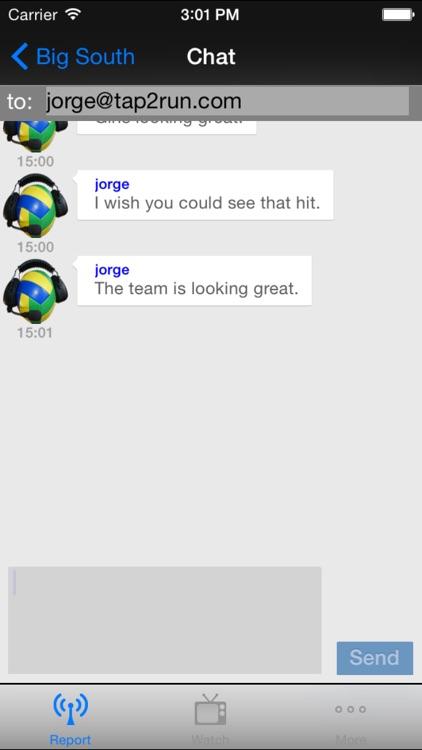 GameReporter Volleyball screenshot-4