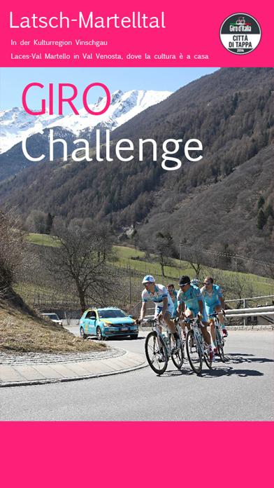 Giro Challenge MartelltalScreenshot von 1