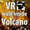 Goggle VR Volcano Iceland