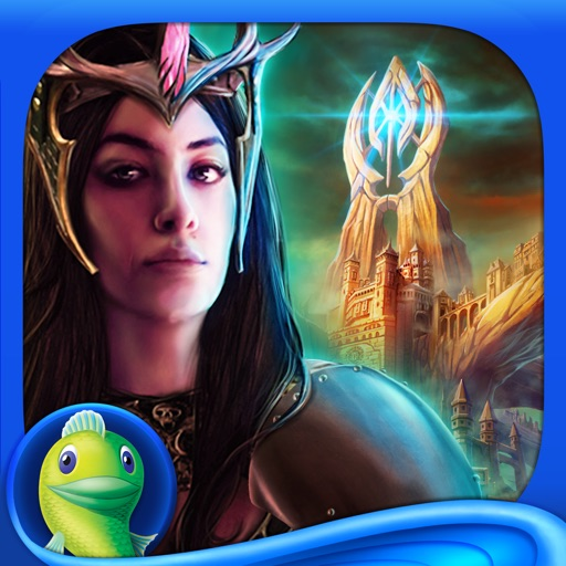 Dark Realm: Queen of Flames - A Mystical Hidden Object Adventure