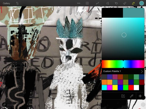 2D - Paint, Draw, Sketch, Collage Screenshots