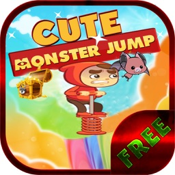 Monster jump game