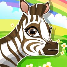 My Little Zebra - Zoo Animal Doctor Salon