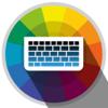 Teclado Maker - Custom Teclados Creator permite teclas personalizables, fuente, fondos y fondos fotográficos