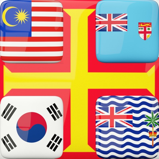 National Flag Quiz ~ Know all the country name of world wide Nations
