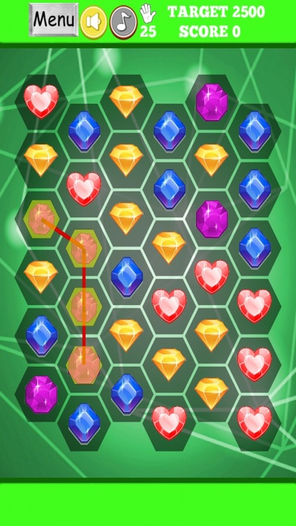 Gem Match Connect