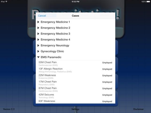 Resuscitation! on the App Store