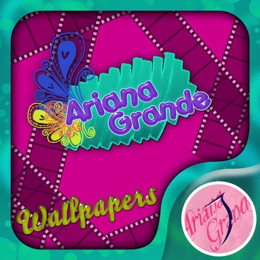 Wallpapers: Ariana Grande Version iOS App