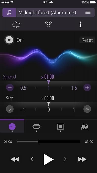 PSOFT Audio Playerのおすすめ画像1