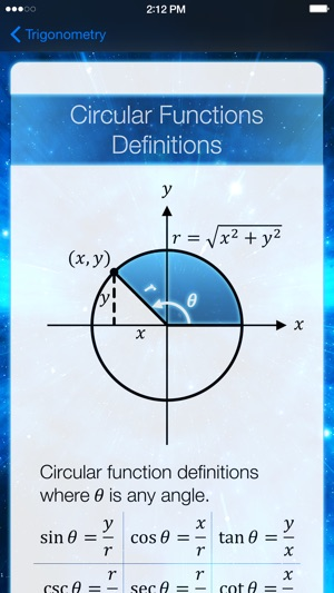 Algebra X on the App Store