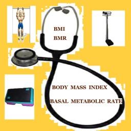 BodyMassIndexBMIBasalMetabolicRateBMR