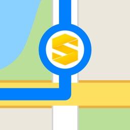GPS Navigation by Scout (Sat Nav - INT)