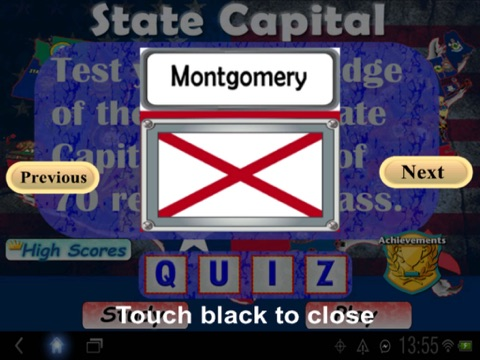State Capital Quiz Free | App Price Drops on thanksgiving test, history test, us citizenship test, 13 colonies test, maps test,