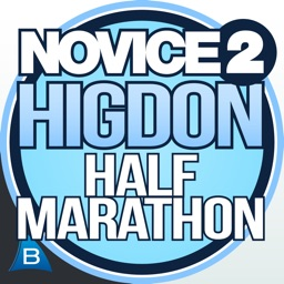 Hal Higdon 1/2 Marathon Training Program - Novice 2