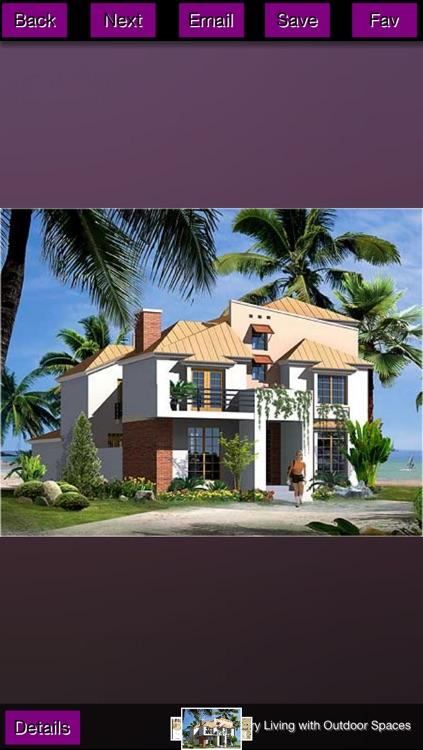 Beach - House Plans