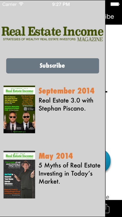 Real Estate Income Magazine - Investment Strategies - Investing in Home & Commercial Properties - Buying and Selling Property