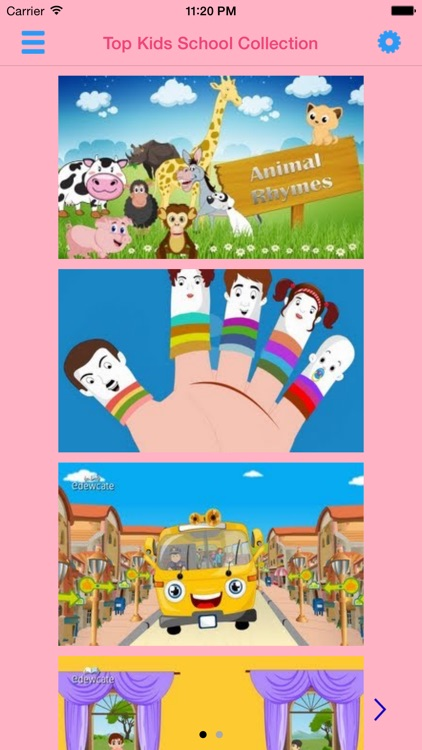 Kids School - Educational Nursery Rhymes Series