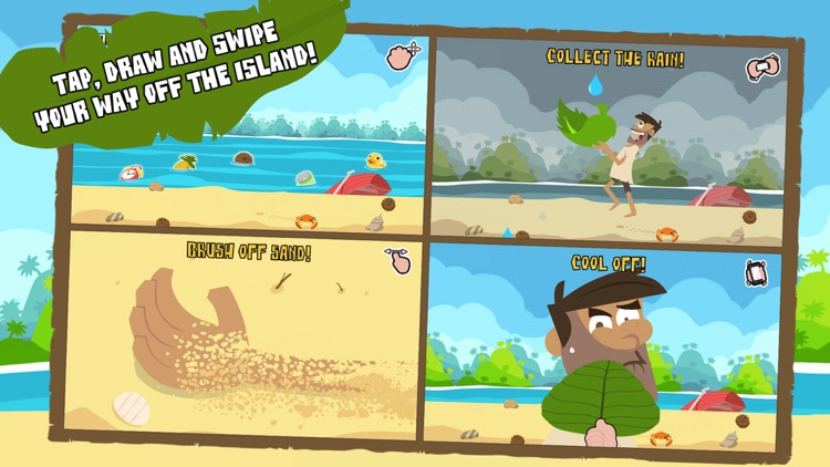 Island Escape Test: IQ Quiz screenshot-0