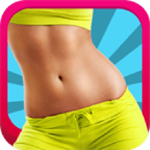 Flat Stomach & Abdomen Workout FREE HD - Ab Exercises for Ladies