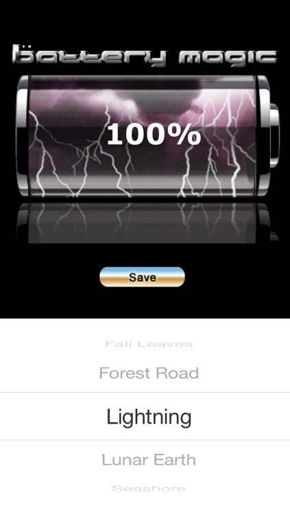 Battery Magic: Battery Life Battery Stats Battery Charge & Saver all in one! screenshot-1
