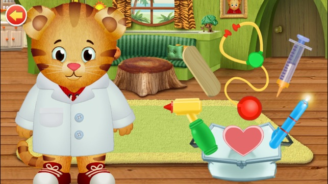 Daniel Tiger\'s Neighborhood: Play at Home with Daniel on the App Store