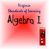 EDUGYAN LEARNING SOLUTIONS LLP - Virginia Standards of Learning: Algebra I TESTPREP artwork