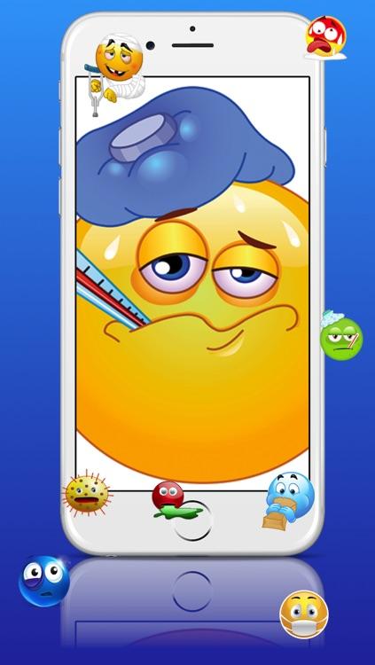 Sick Emojis & Photo Booth