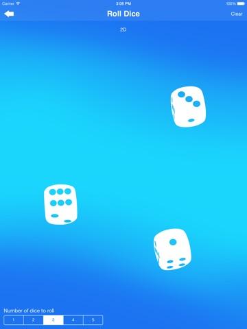 Screenshot #3 for Random Number Generator +