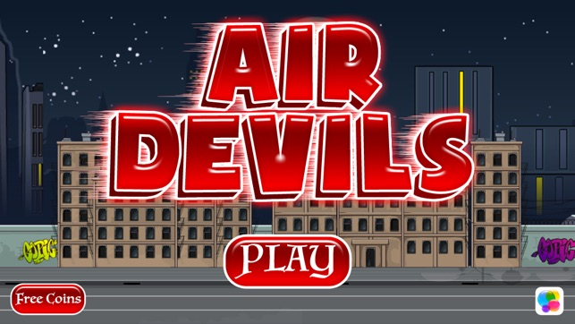 Air Devils – High Speed Motorbike Gangster Race