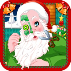 Activities of Christmas:Santa Makeover