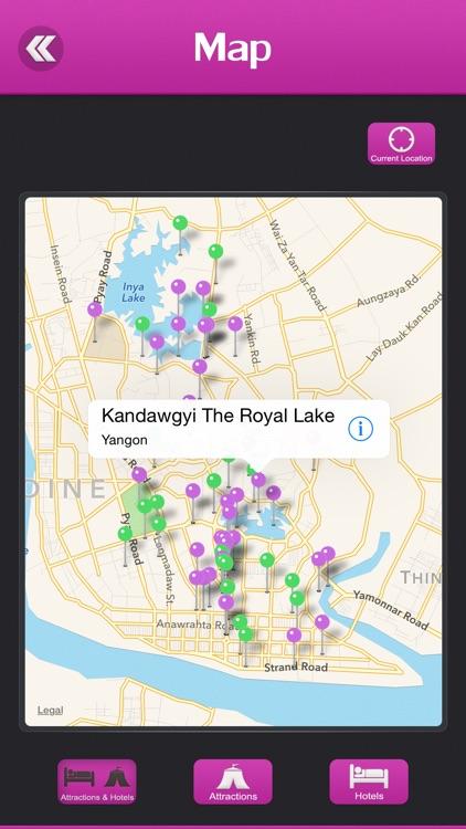 Yangon Offline Travel Guide screenshot-3