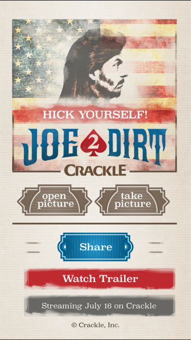 Hick Yourself! – Joe Dirt 2: Beautiful Loser