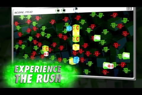 App Rush - náhled