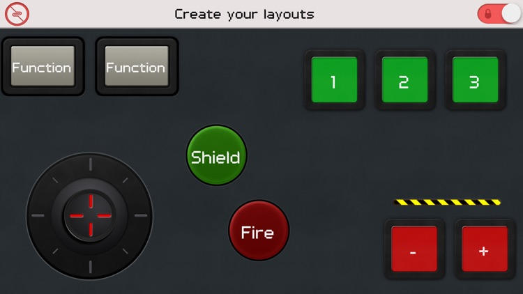 Custom Control Pad screenshot-2
