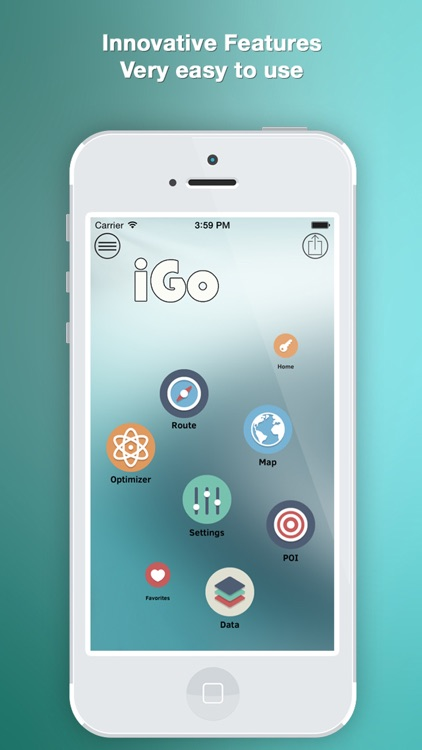 uGo GPS Navigation - Premium Version screenshot-4