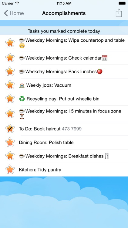Home Routines screenshot-4