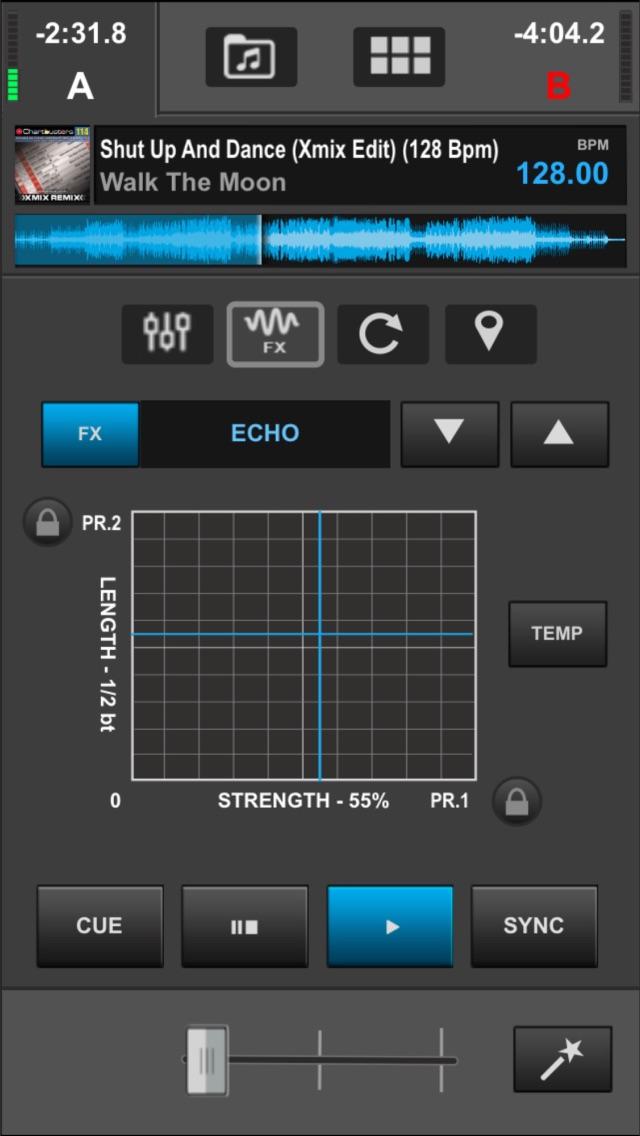 Screenshot for VirtualDJ Remote in Chile App Store