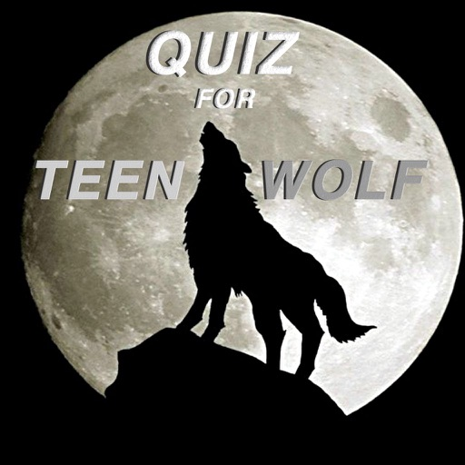 Trivia Quiz for Teen Wolf Fans iOS App