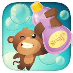BubbleJump! Starring BAM the Monkey in this high flying FUN Free Game for Kids of All Ages