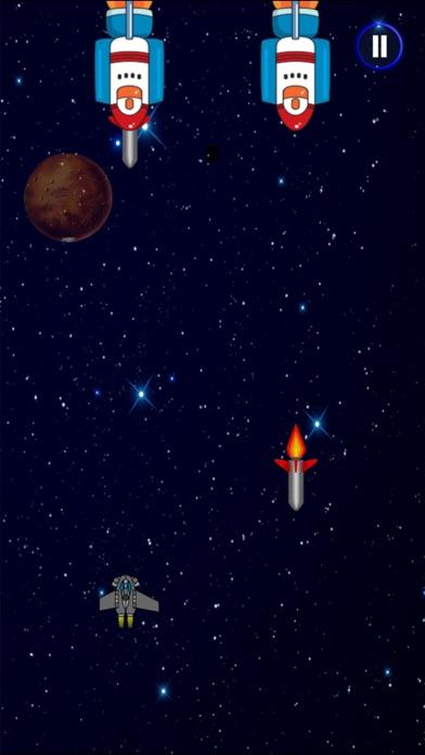 Interstellar Space Galaxy War screenshot four