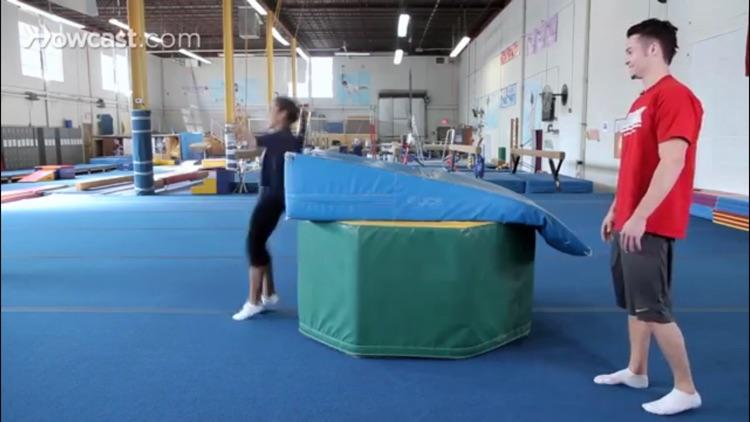 Gymnastics Training screenshot-3