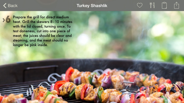 The Photo Cookbook – Barbecue Grilling screenshot-4