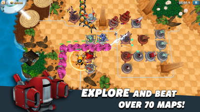 Screenshot from Tower Madness 2: #1 in Great Strategy TD Games