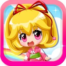 Chibi Anime Lolita Dress Up Maker – Kawaii Manga Avatar Creator Games Free
