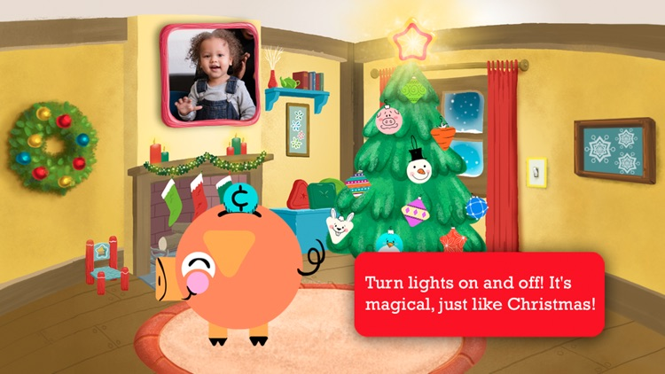Tiggly Christmas: Fun Creative Holiday Game for Preschool Kids