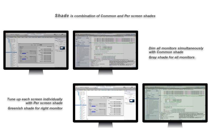 Simple Screen Shade