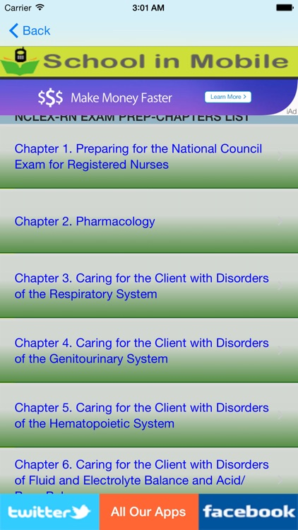 NCLEX-RN Exam Preparation screenshot-0