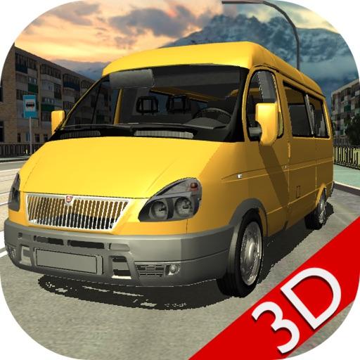 Russian Minibus Simulator 3D iOS App