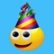 This app makes it easy to wish someone a happy birthday with an emoji they'll remember